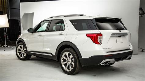 2020 Ford Explorer Limited by 2020 Ford Explorer Is A More Capable Roomier And Tech