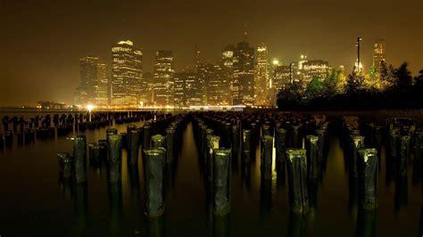Permalink to Wallpaper City Skyline Art