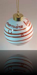 Ma Premiere Boule De Noel : d coration de noel d coration de table et sapin de no l en verres et porcelaines un air personnel ~ Teatrodelosmanantiales.com Idées de Décoration