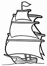Sail Coloring Pages sketch template