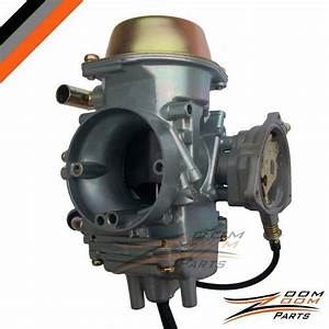 Yamaha Grizzly 600 Carburetor 1998 1999 2000 2001 2002 Yfm