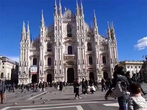 اهم المعالم فى ايطاليا ميلانو Italy Youtube