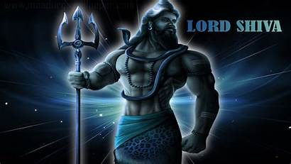 Shiva Lord Wallpapers Destroyer 3d Lingam Rudra