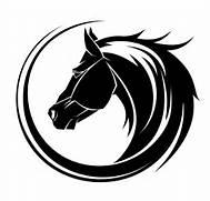 Tribal Horse Tattoo Id...
