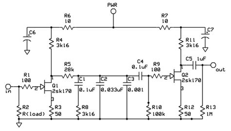 boozhound labs jfet phono preamp donhighend audio
