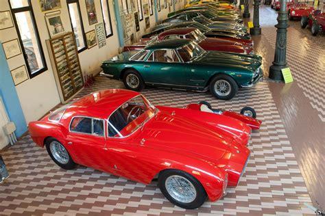 Maserati Collection by Maserati A6gcs 53 Pinin Farina Coupe Chassis 2056