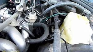 1993 Ford Fairmont Eb Bad Idle Fix  Throttle Body And Iac