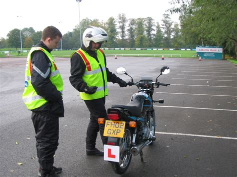 Leicestershire Motorcycle Training