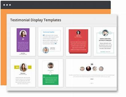 Testimonial Thrive Ovation Testimonials Templates Plugins Wordpress