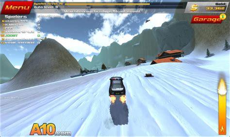 crash drive  christmas game funnygamesin