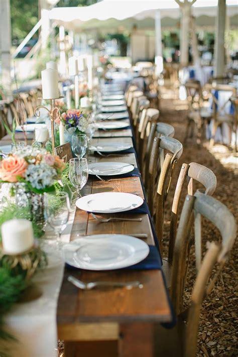 wedding tables and chairs oconee events romantic summer wedding at washington