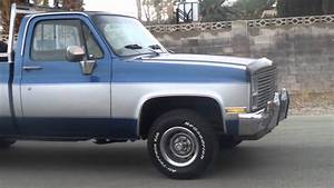 1981 Gmc Sierra At A 3 Day Auction At No Reserve
