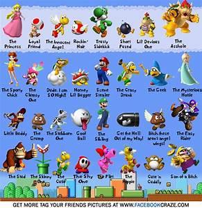Super Mario Bros. images Mario and characters wallpaper ...