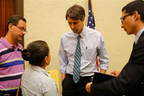 O'rourke Says His Constituents And His Conscience Will