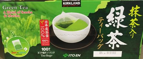 With that in mind, if… Kirkland Signature Japanese Green Tea | Harvey @ Costco