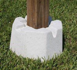 Ground Level Deck With Deck Blocks