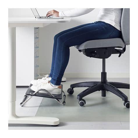 leg rest for desk dagotto foot rest black ikea