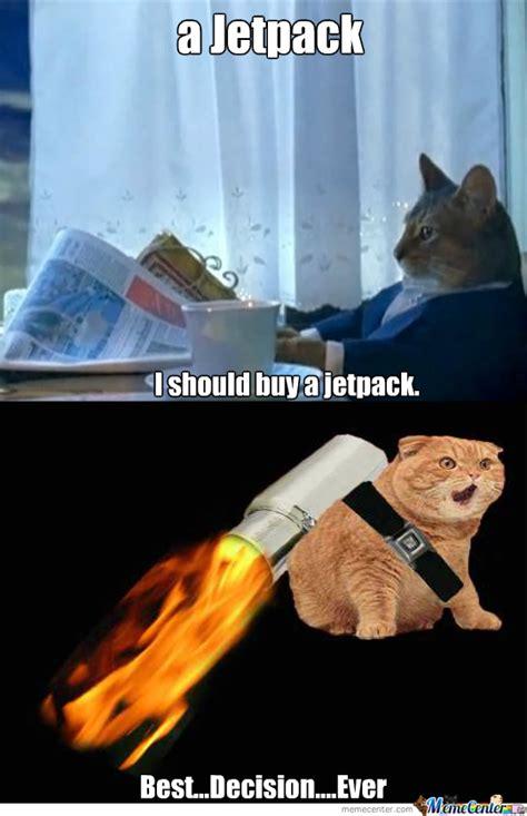 Jetpack Meme - i m a cat with a jetpack by aleksi heija meme center