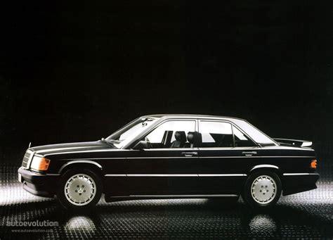 Mercedes Benz 190 E 2.3-16v Specs & Photos