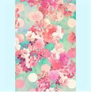 Floral Pattern Backgro...Vintage Flowers Tumblr