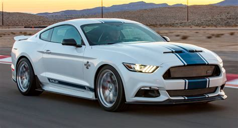 Shelby's New 50th Anniversary Super Snake Mustang Has Up