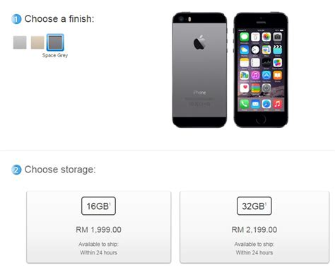apple cuts iphone 5s iphone 5c prices now from rm1 499