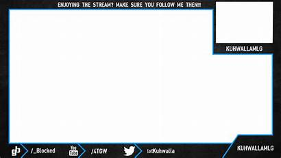 Webcam Twitch Overlay Overlays Gaming Cool Asd