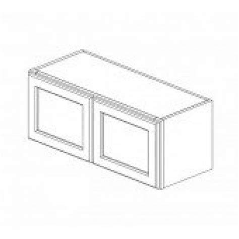 kitchen cabinet company w2424b pacifica wall door cabinet rta rta 2424