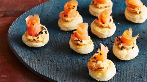 easy canape recipes nigella nigella canapes