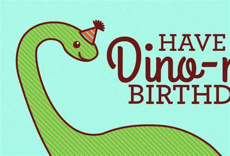 "These happy birthday puns will enhance. Dinosaur Birthday Card ""Have a Dino-mite Birthday!"" - pun birthday card, funny birthday card ..."