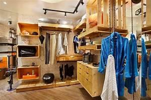 Dressing En Palette : faire des meubles avec des palettes en bois pour l ~ Melissatoandfro.com Idées de Décoration