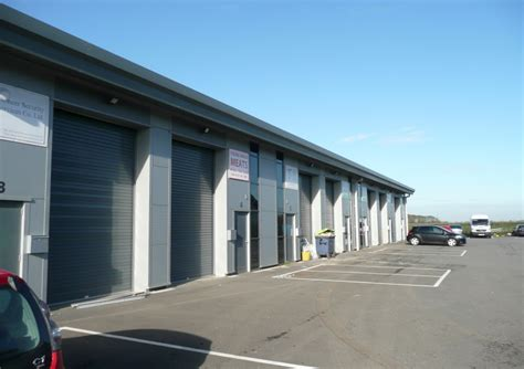 Light industrial units, Sleaford - XL Architects LLP