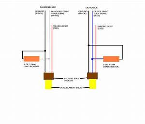 Dancing Led Turn Signals Wiring Diagram