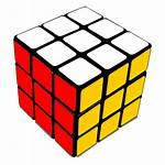 Cube Rubiks Colored Svg Clip Clipart 1024