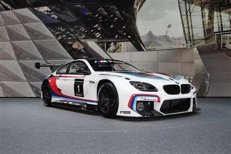 2018 Bmw M6 Gt3 Redesign And Price  2019 Car Review
