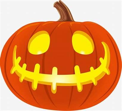 Pumpkin Halloween Cartoon Pumpkins Lantern Clipart Jack