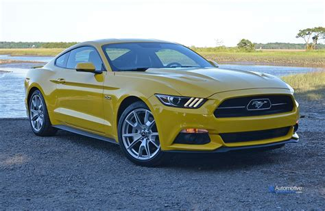 In Our Garage 2015 Ford Mustang Gt 50th Anniversary Edition