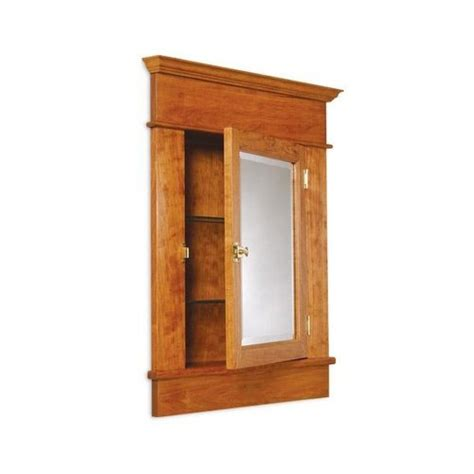 wood medicine cabinets unfinished wood medicine cabinet with mirror