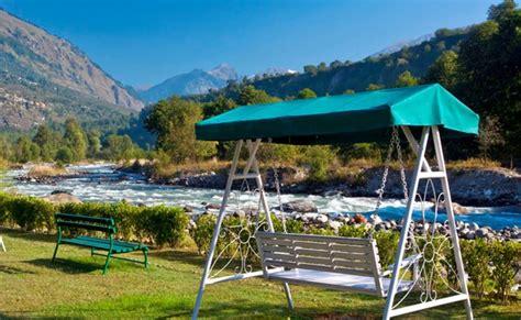 riverside stay  span resort  spa manali thrillophilia
