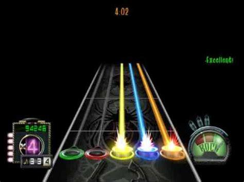 Sweets Child O Mine  Frets On Fire (mod Guitar Hero 3