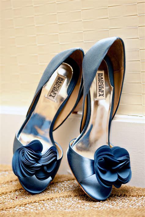 blue wedding shoes something blue para noivas casando em bh de 1961