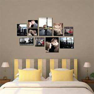 Eigene Bilder Auf Leinwand : 100 fotocollagen erstellen fotos auf leinwand selber machen ~ A.2002-acura-tl-radio.info Haus und Dekorationen