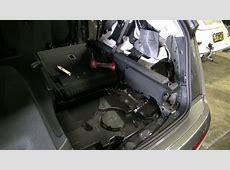 Audi Q7 Audio Speaker and Subwoofer Upgrade with