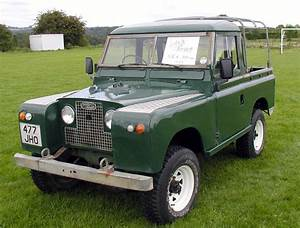 1961 Land Rover Series Ii - Information And Photos