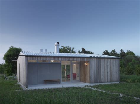 A Small Modern Home For A Family In Sweden