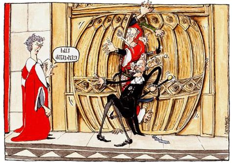 house  lords cartoon political cartoonist gary barker