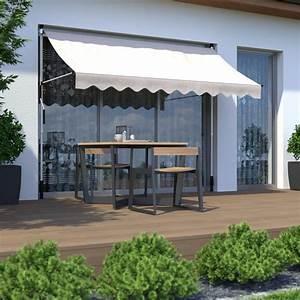 Store De Balcon Sans Fixation : store projection pr t poser stores de balcon et de ~ Edinachiropracticcenter.com Idées de Décoration