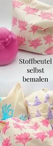 Stoff Selbst Bedrucken : stoffbeutel bedrucken mit moosgummi stempel diy textil auf deutsch pinterest taschen ~ Eleganceandgraceweddings.com Haus und Dekorationen