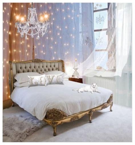 Gold Fairy Lights Bedroom Decoredo