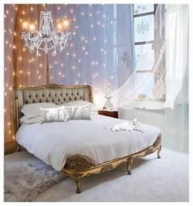 Gold, Fairy, Lights, Bedroom, U2013, Decoredo